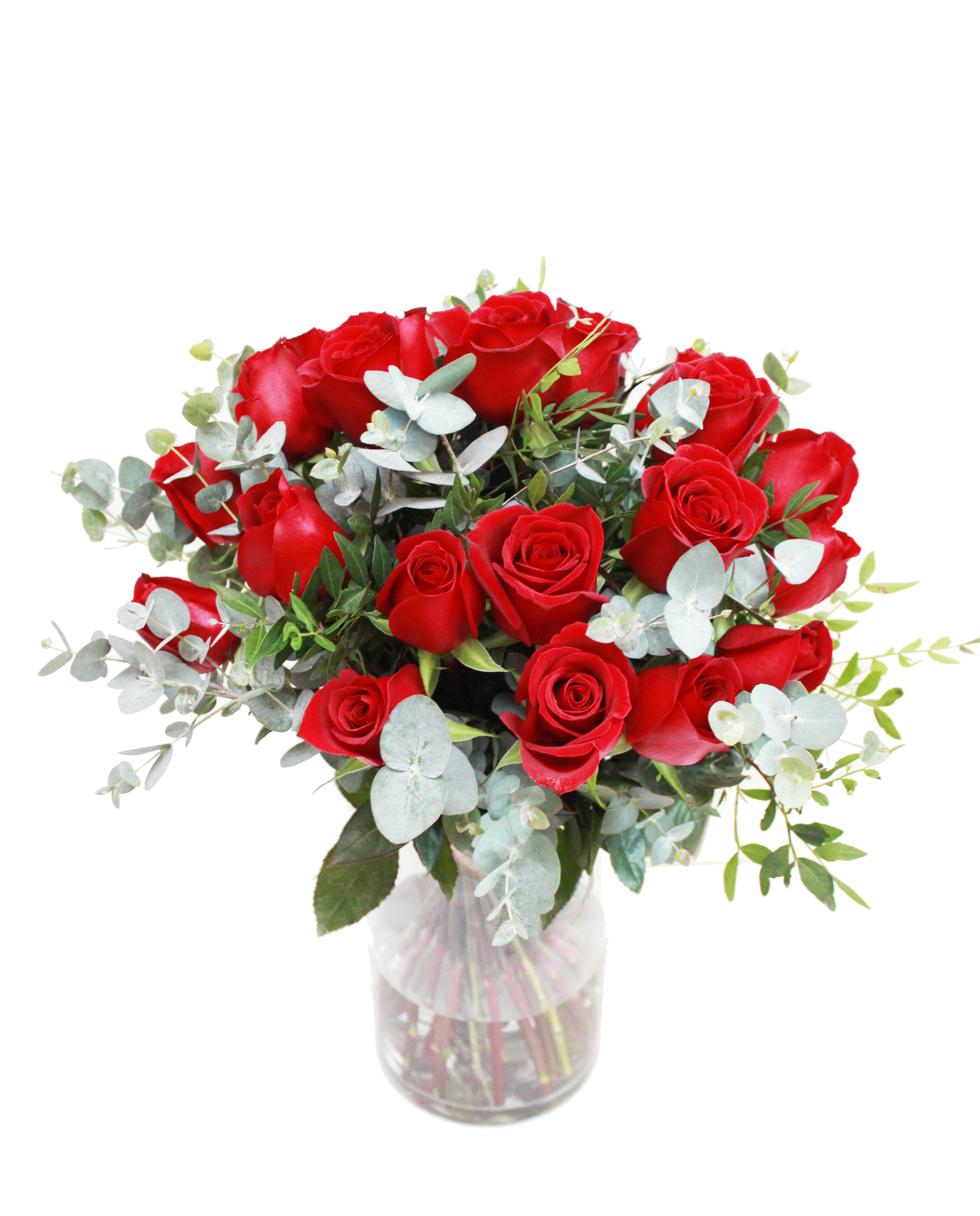 24 red roses in vase reviewsmspy